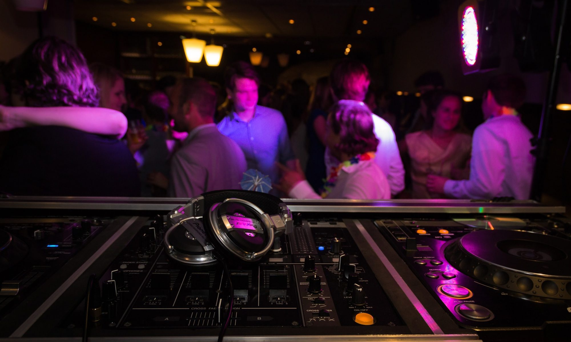 Book a Wedding Disco